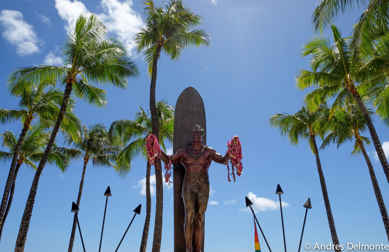 The Father of Modern Surfing   Oahu Duke Kahanamoku   Ohana Circle Island Tour