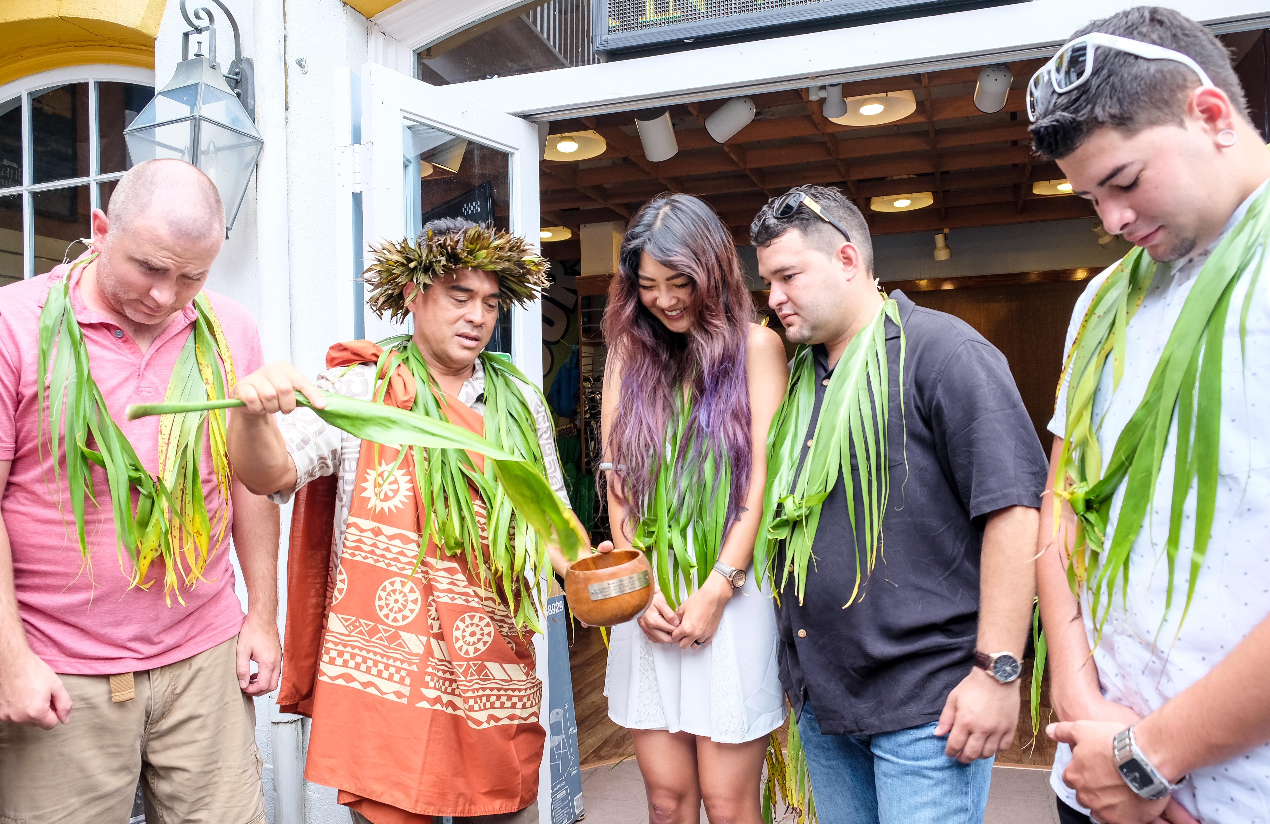 Blessing Aloha Trikke | Honolulu Hawaii | Ohana Circle Island Tour - 808-657-2178