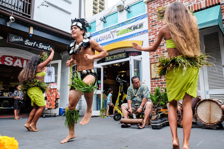 Aloha Trikke Anniversary, Oahu, Ohana Circle Island Tour