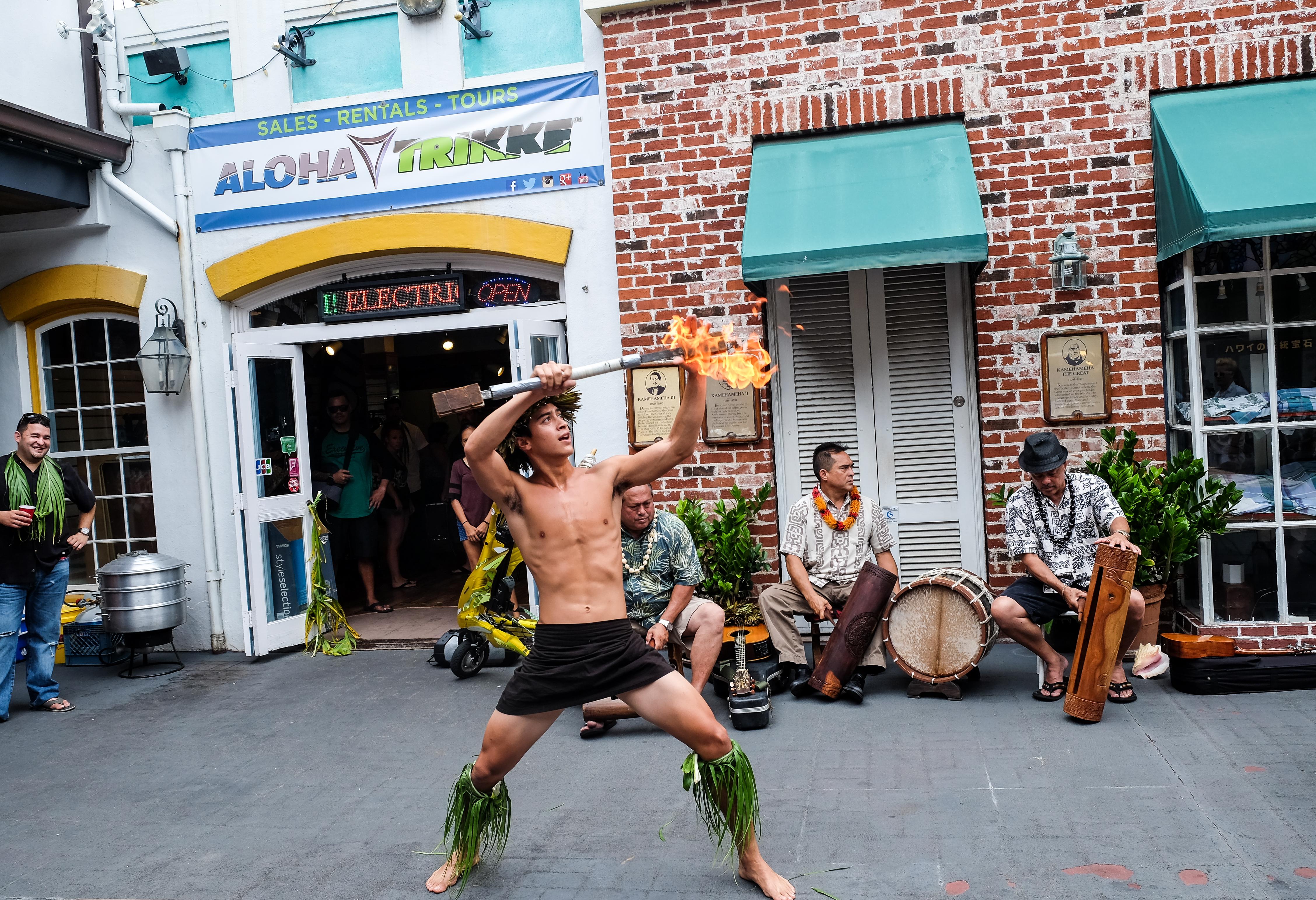 Aloha Trikke, Oahu, Ohana Circle Island Tour